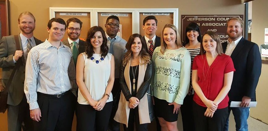 Jefferson County Young Lawyers Board of Directors